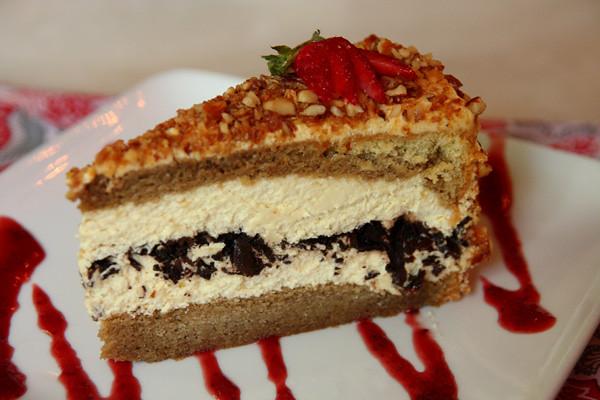 Signature Tiramisu Cake