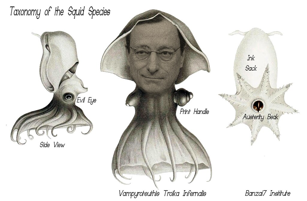 VAMPIRE SQUID DRAGHI