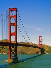 suspension bridge, landmark, transporter bridge, bridge, cable-stayed bridge,