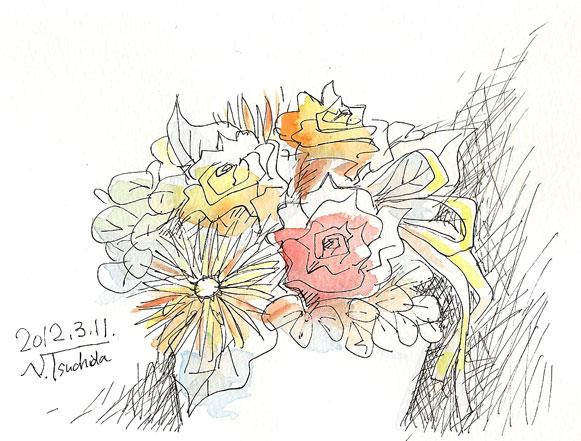3.11 floral tributes