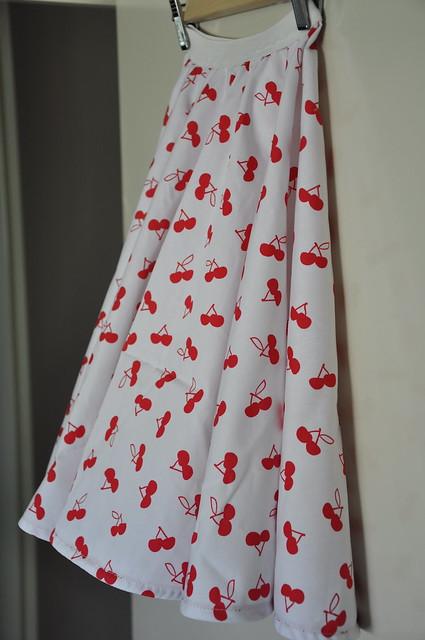 Taylor's Circle Skirt