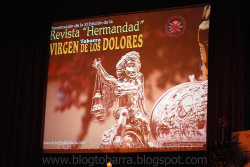 """Presentación XI revista """"Hermandad"""""""