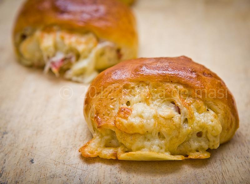 ricetta del panino napoletano