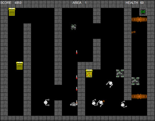 play game Dark Age HTML5