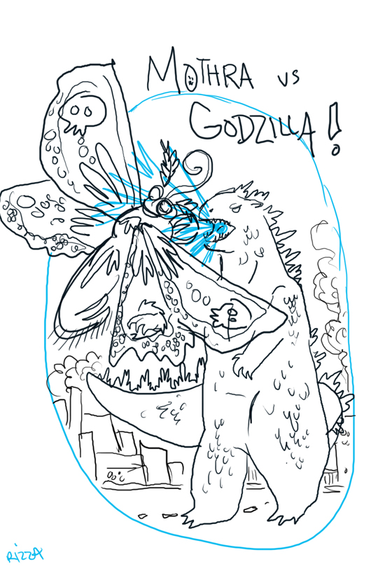 angela rizza deathmatch sketch