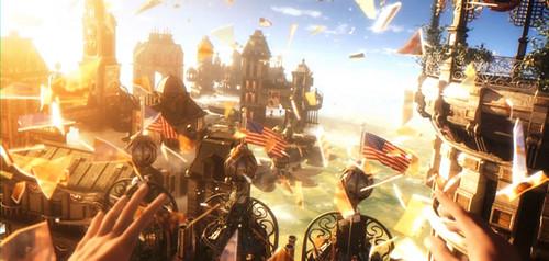 "BioShock Infinite has ""Boys of Silence"""