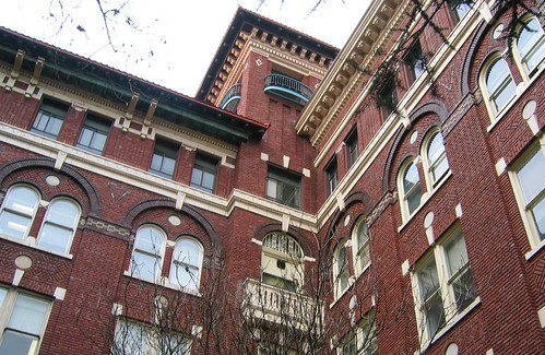 St. Paul's Hospital: Historic Burrard Building