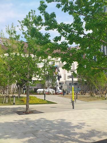 ガンダムフロント東京 2012/05/07「敵機発見」
