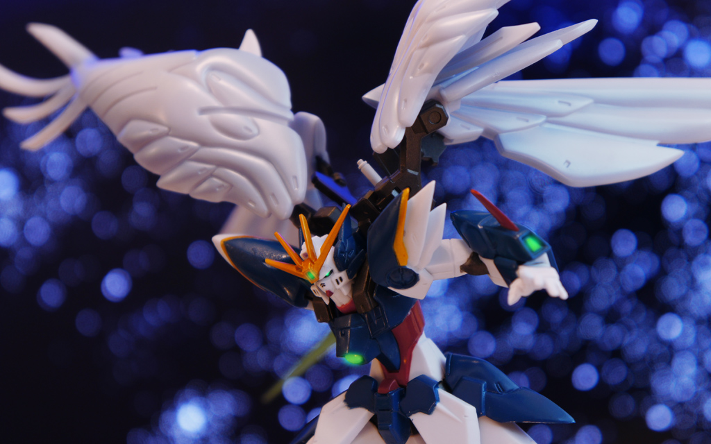 Break Impact Wing Zero EW