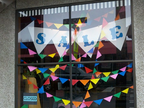 Sale window 2012
