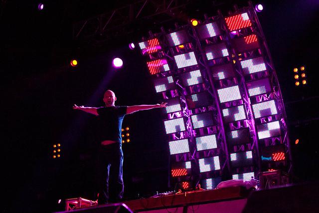 Moby en el Festival Imperial