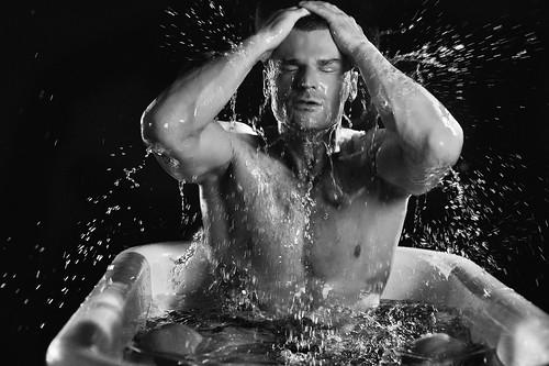He Made A Splash