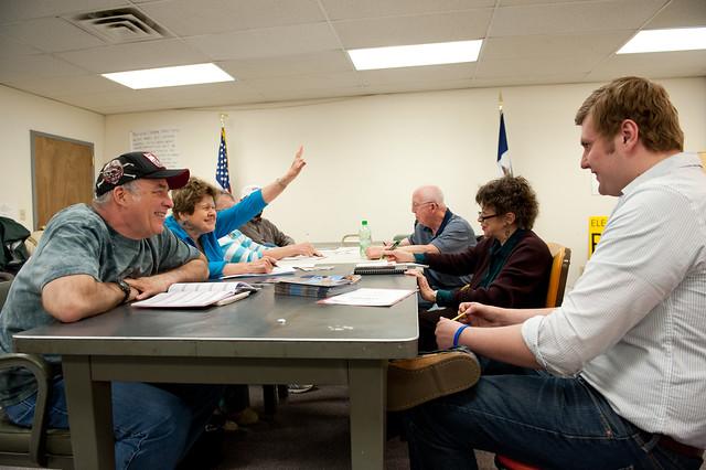 Iowa March 2012