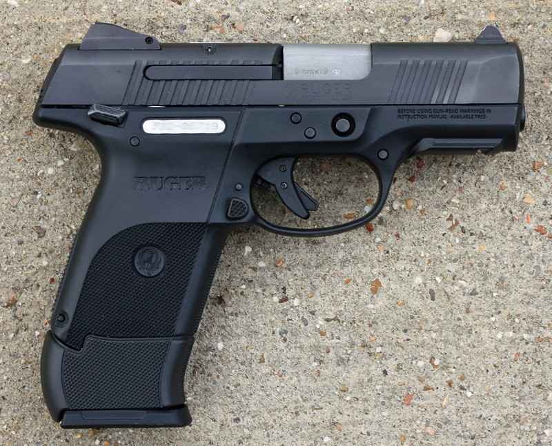 Ruger SR9c -