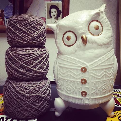 Yarn Cakes!