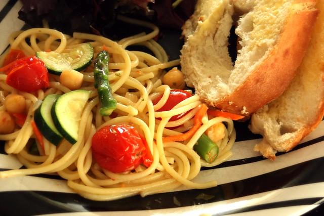 pasta printemps 2