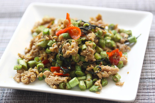 Thai Basil Chicken (Gai Pad Krapow)