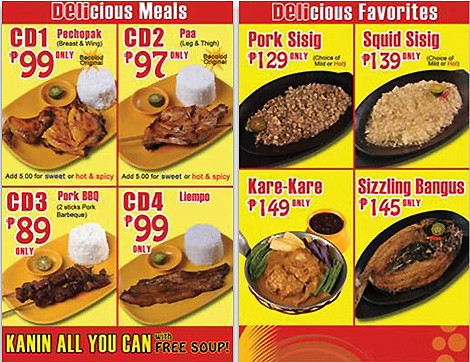 Chicken Deli Meals Favorite