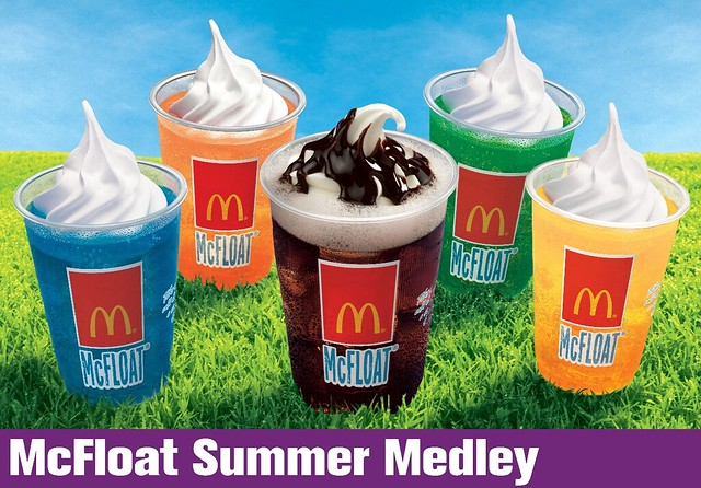 McFloat Summer Medley