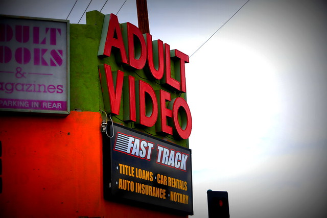 ADULT VIDEO XXX ( fast track )