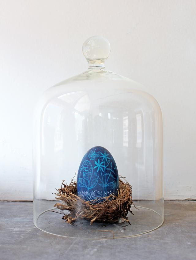 A Wood Egg