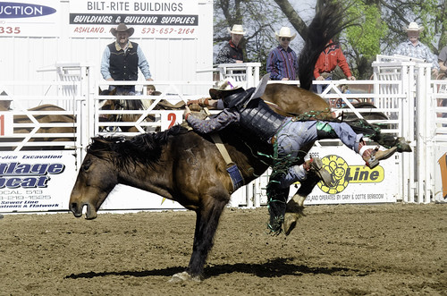 Ashland rodeo 2014 - Unglued 1