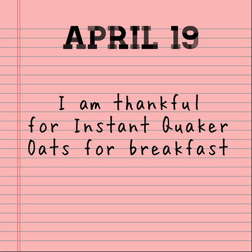 April Gratitude 19