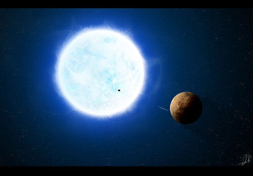 Star Cycle: White dwarf