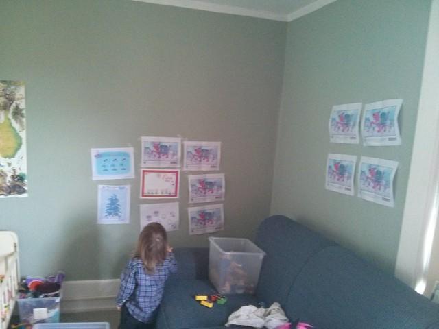 Moira's new art gallery