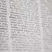 Small photo of Dictionary - career