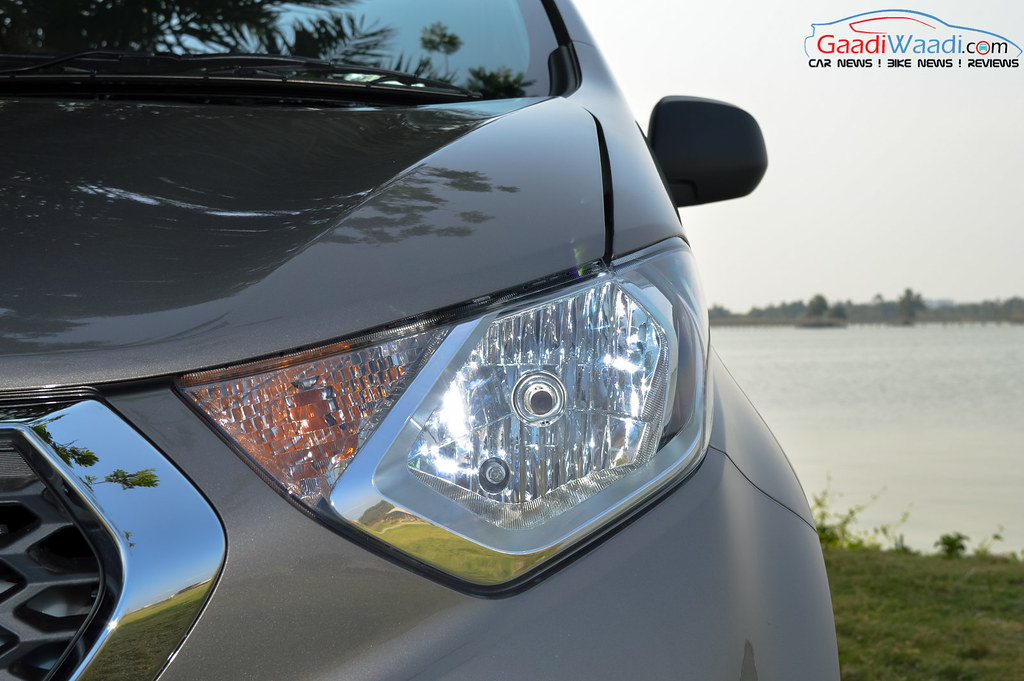Datsun RediGo Drive Review 47