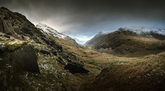 Pen-Y-Pass, Wales  08/01/2016