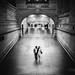 Engagement at Grand Central Terminal, NYC by Wandy Sosa