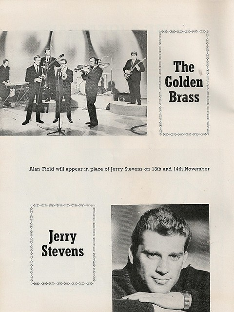 13 - The Golden Brass - Jerry Stevens