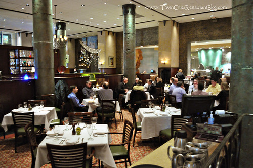 Dining Room at Pazzaluna Urban Trattoria ~ St Paul, MN