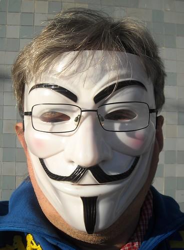 V per Vendetta - V per Vittorio