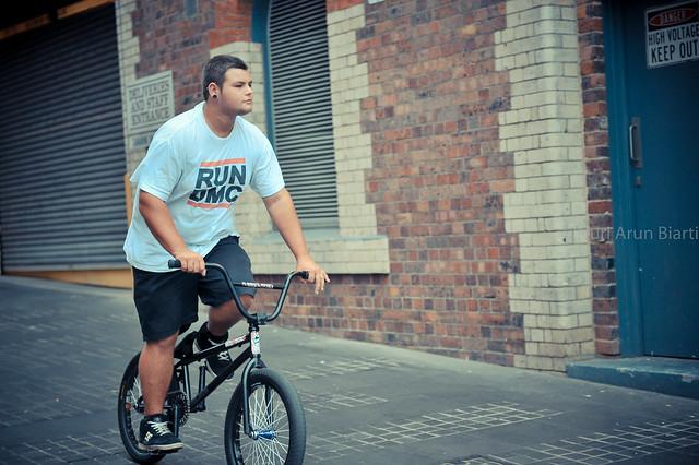 Bikers In Sydney