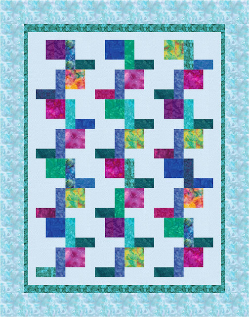 Free Quilt Block Design Program : L-Block Quilt 16 Flickr - Photo Sharing!
