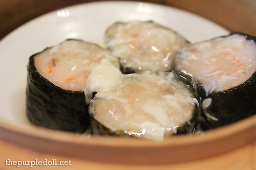 Steamed Sio Mai Japanese Style