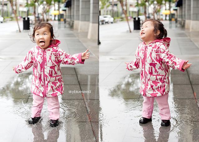 Silly Rain