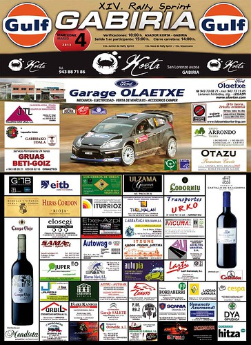 Rallysprint Gabiria