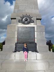 Third Australian Division Memorial, Sailly–le–Sec - Photo of Montigny-sur-l'Hallue