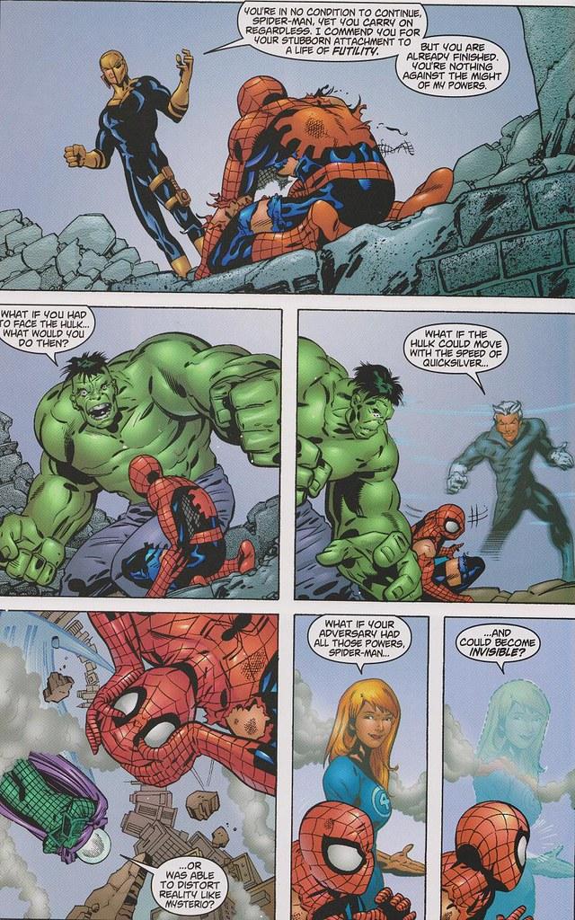 peter parker spider-man #31