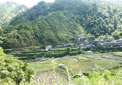 Luzon-Route Banaue-Bontoc (50)
