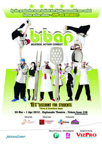 Singapore Lifestyle Blog, nadnut, Featured Advertorial, Bibap, Bibimbap,