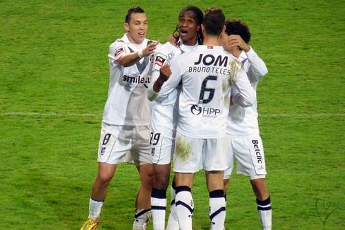 Vitória SC 1-0 Marítimo