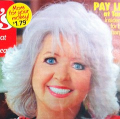 Woman's World: creepy lady