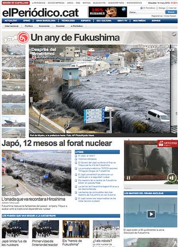 Especial aniversari Fukushima