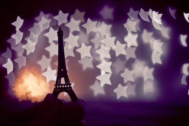 Bonne nuit, Ville-Lumière. (55/365)