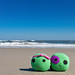 PersonaliPeas | Jeff and Sweet Pea go to the beach by boldsheep